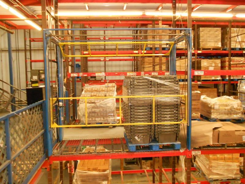 Pick Modules in a Distribution Center